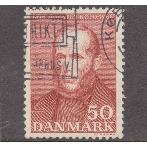 USED DENMARK #425 (1966)