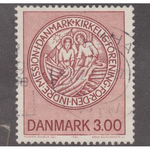 USED DENMARK #846 (1987)