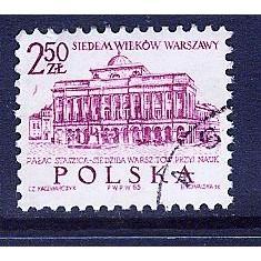 Poland (1965) Sc# 1341 used; SCV $0.25