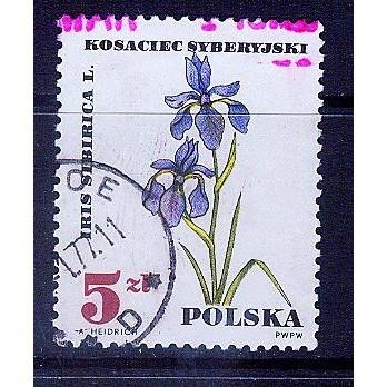 Poland (1967) Sc# 1515 used; SCV $0.25