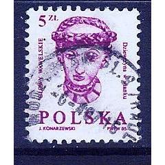Poland (1984-85) Sc# 2628A used; SCV $0.25