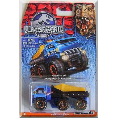 Matchbox - Terrainiac: Jurassic World #7/15 (2015) *Blue Edition / Movie Themed*