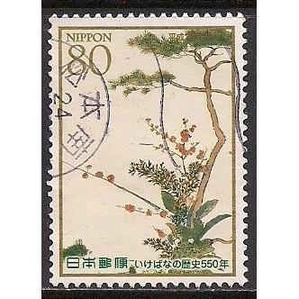 (JP) Japan Sc#  3426c Used