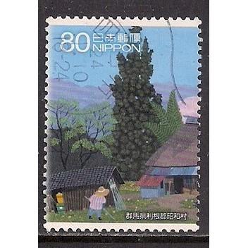 (JP) Japan Sc# 3315e Used
