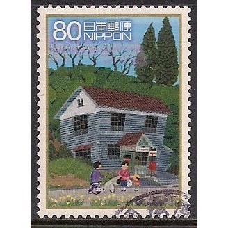 (JP) Japan Sc# 3106j Used