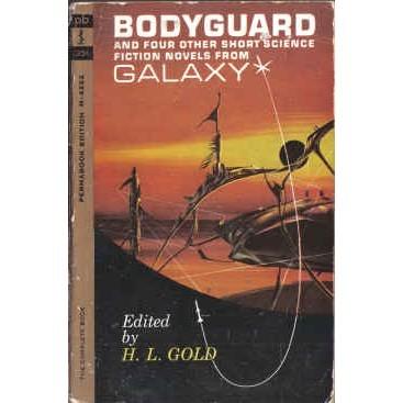 Anthology BODYGUARD + 4 Other Novellas GALAXY