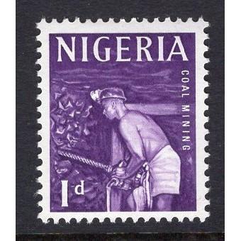 Nigeria (1961) Sc# 102 MNH; SCV $0.80