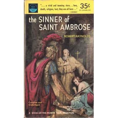 RAYNOLDS Robert SINNER OF ST AMBROSE 1954