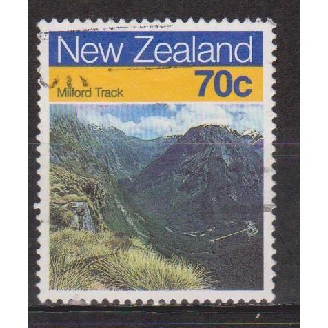 New Zealand # 903 Used(WS5151)