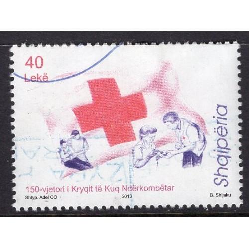 Albania (2013) Sc# 2945a (3) used; SCV $0.80
