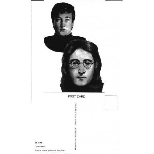 Postcard THE BEATLES - John Lennon