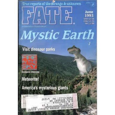 FATE Magazine 1993/ 6 Travis Walton Interview