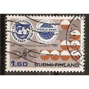Finland: International Monetary Fund (1982), Used Single