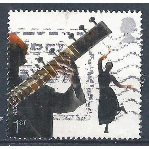 GREAT BRITAIN 2006 – Used Sc. 2400. CV $0.60