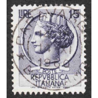 Italy - Scott #679 Used (1)