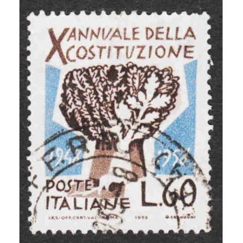 Italy - Scott #742 Used (1)