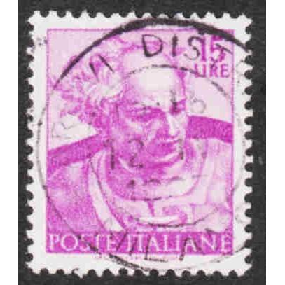 Italy - Scott #816 Used (5)