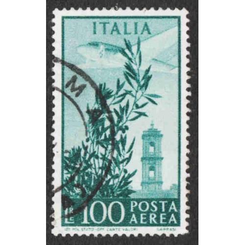 Italy - Scott #C123 Used (1)