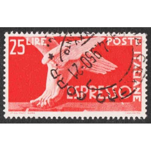 Italy - Scott #E22 Used