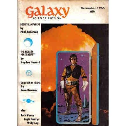 GALAXY 1966/12 Brunner, VANCE, Anderson