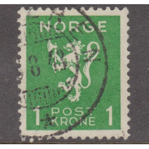 USED NORWAY #203 (1940)