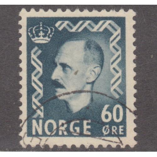 USED NORWAY #316 (1950-1951)