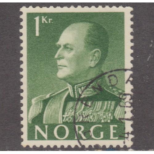 USED NORWAY #370 (1959)
