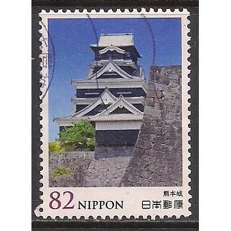 (JP) Japan Sc#  3703  Used