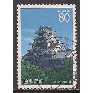 (JP) Japan Sc#  Z209  Used