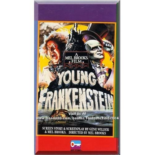 VHS - Young Frankenstein (1974) *Teri Garr / Madeline Kahn / Gene Wilder*