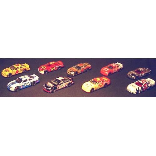 NASCAR 1/64 Lot #4 - NINE RACING STOCK CARS! - 3K