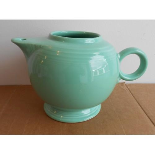 Fiesta Lg Teapot Light Green Original Design Missing Lid Excellent Condition USA