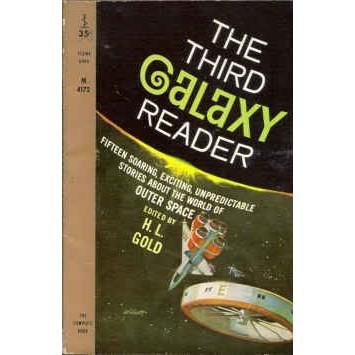 Anthology THIRD GALAXY READER 1st PB Printing