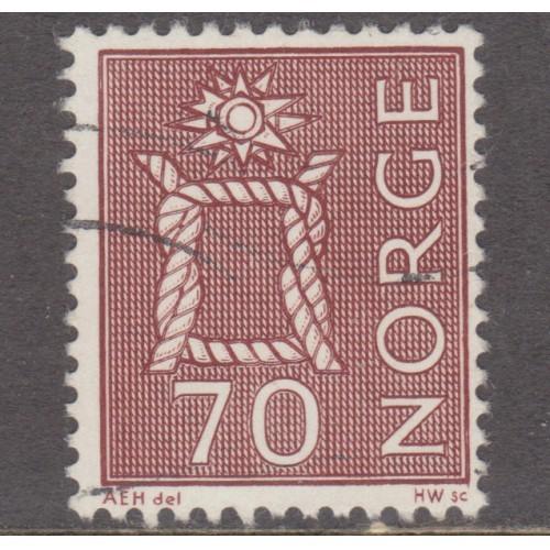 USED NORWAY #468 (1970)