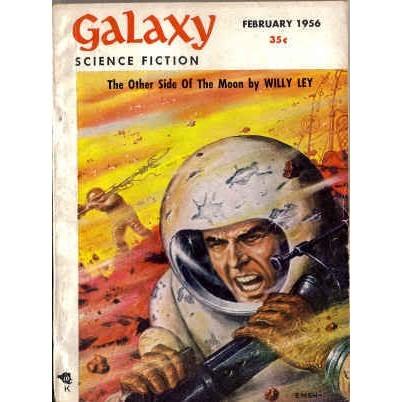 GALAXY 1956/ 2 Grimm BODYGUARD + Bloch, MORE