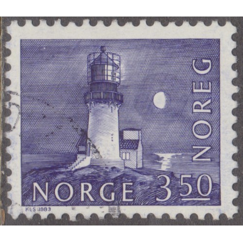 USED NORWAY #724 (1983)