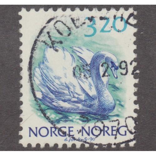 USED NORWAY #881 (1990)