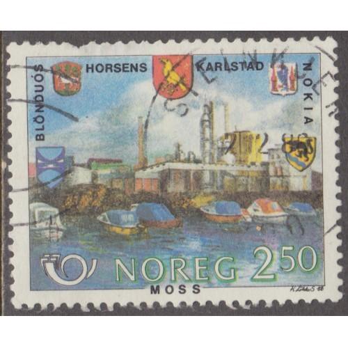 USED NORWAY #894 (1986)