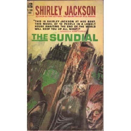 ACE STAR K-166 Shirley Jackson THE SUNDIAL