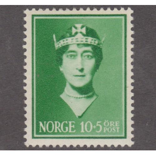 UNUSED NORWAY #B11 (1939)