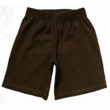 WonderKids Toddler Boys Brown Shorts Size 4T