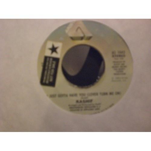45 RPM: #6366.. KASHIF - I JUST GOTTA HAVE YOU (VOCAL & INSTRUMENTAL) ARISTA PRO