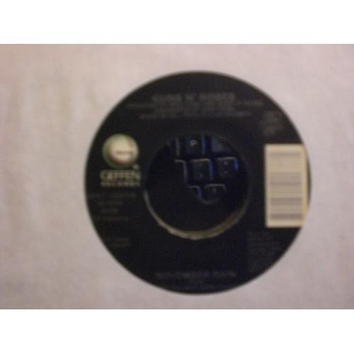 45 RPM: #7244.. GUNS N' ROSES - NOVEMBER RAIN & SWEET CHIL O' MINE / GEFFEN 1906