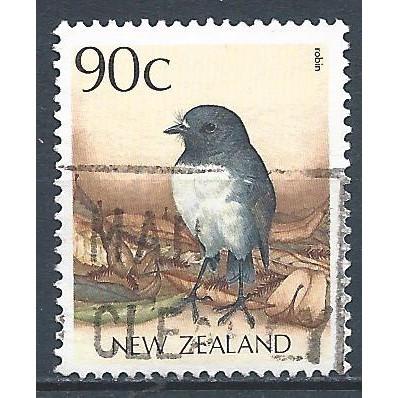 NEW ZEALAND 1988 – Used Sc. 929. CV $1.25