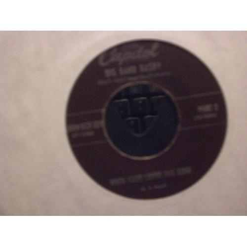 45 RPM: #6704.. BILLY MAY - BIG BAND BASH (1 & 2) VG/VG+ / CAPITOL KCF 329