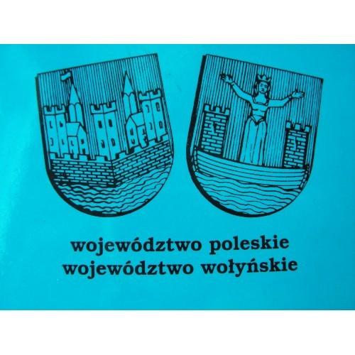 Spis Ziemian... Woj. poleskie, wolynskie. (Polish)
