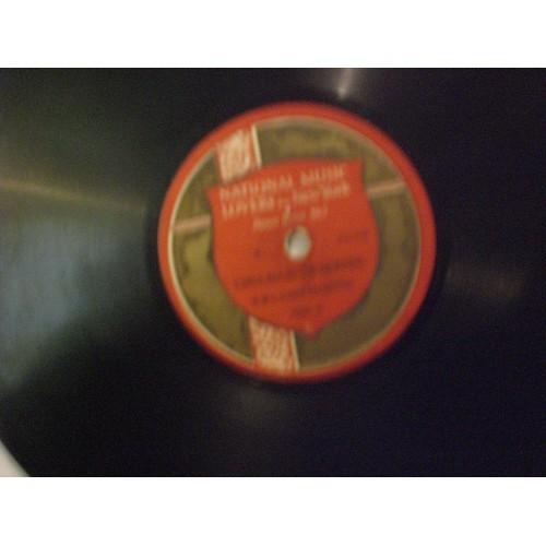 78 RPM DANCE: #2027.. N.M.L. DANCE ORCHESTRA - CAROLINA IN THE MORNING & MUSIC