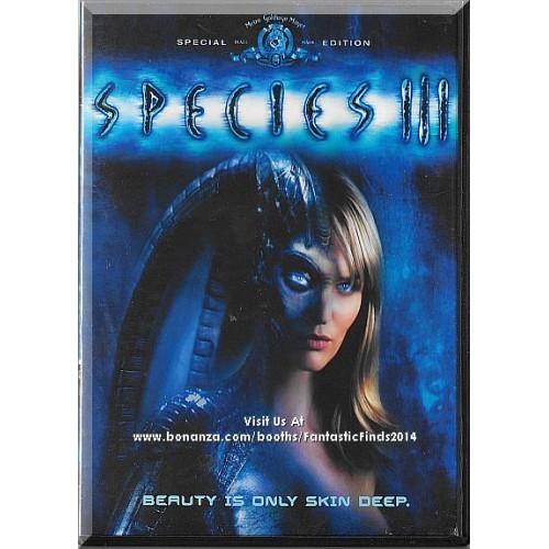 DVD - Species III (2004) *Robin Dunne / Sunny Mabrey / Amelia Cooke*