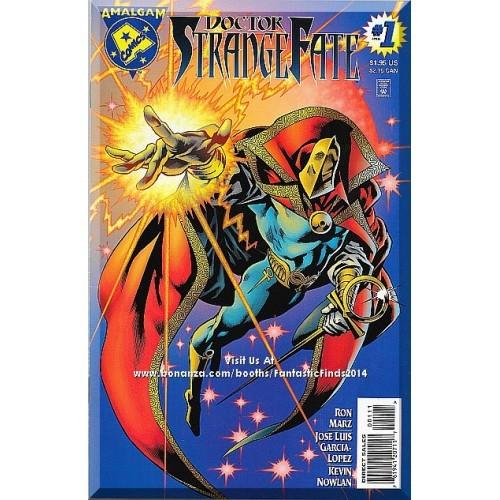 Doctor StrangeFate #1 (1996) *Modern Age / Marvel & DC Comics / Amalgam*