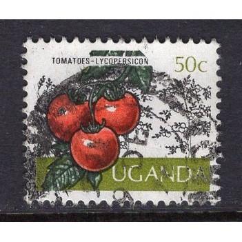Uganda (1975) Sc# 137 used